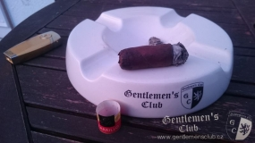 EP Carrillo Cardinal Maduro robusto 52-7