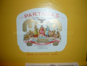 Partagas - Corona Junior