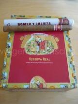 Romeo y Julieta - Reserva Porto Real