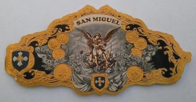 San Miguel Toro Box pressed