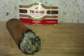 Te-Amo World Selection Series Robusto Nicaragua