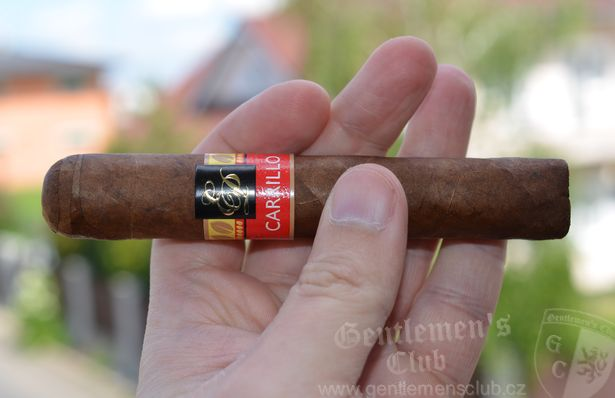 E.P. Carrillo Cardinal Natural 52