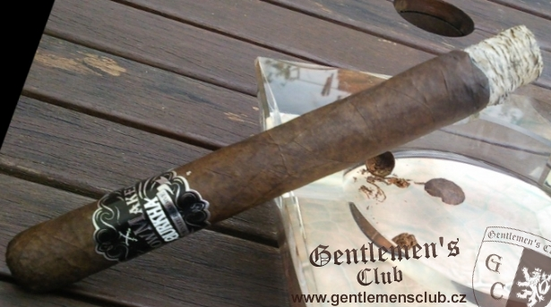Doutníky Gurkha Widow Maker Maduro Churchill