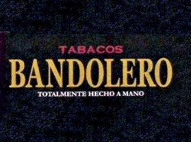 Doutníky Bandolero logo