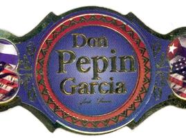 Doutníky Don Pepin Garcia logo