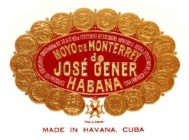 Doutníky Hoyo de Monterrey logo