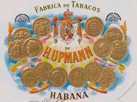 Doutníky H. Upmann logo