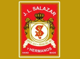 Doutníky J. L. Salazar logo