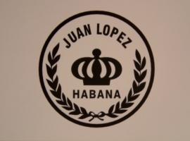 Doutníky Juan Lopez logo