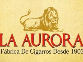Doutníky La Aurora logo