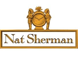 Doutníky Nat Sherman logo