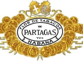 Doutníky Partagas logo