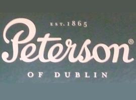 Doutníky Peterson logo