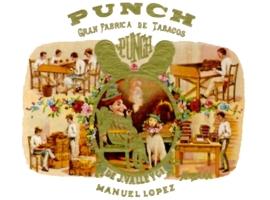 Doutníky Punch logo