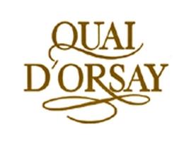 Doutníky Quai d´ Orsay logo