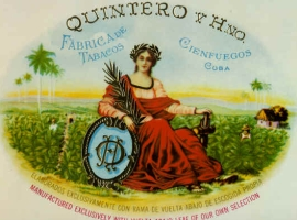 Doutníky Quintero logo
