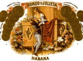 Doutníky Romeo y Julieta logo