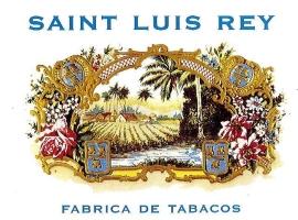 Doutníky Saint Luis Rey logo