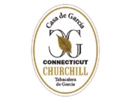Doutníky Casa de Garcia logo