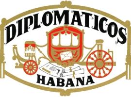 Doutníky Diplomaticos logo
