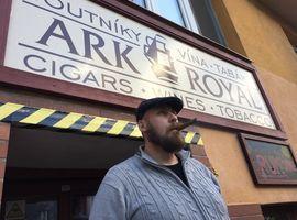 Tomáš Kouřímský z Ark Royal
